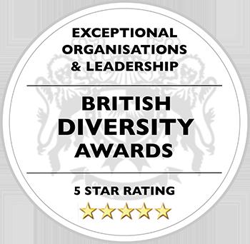 British Diversity Award